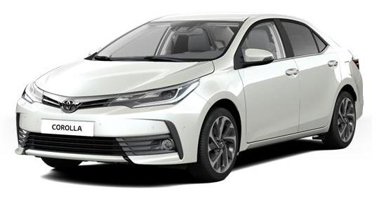 Spalvos | Toyota Corolla | Nauji Toyota automobiliai ...