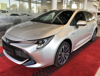 Corolla Hybrid Touring Sports 1.8 Hybrid Active Plus e-CVT