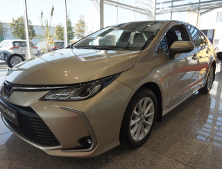 Corolla Sedan 1.6 Valvematic Active Multidrive S