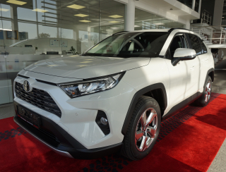 RAV4 SUV 2.0 Dynamic Force Luxury Plus Multidrive S