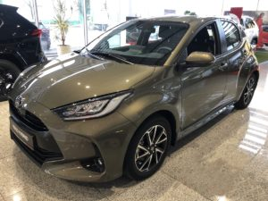 Yaris Hybrid 5d Hatchback 1.5 Hybrid Dynamic Force Active Plus e-CVT Image