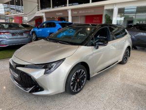 Corolla Hybrid Touring Sports 1.8 Hybrid GR Sport e-CVT Image