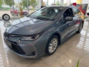 Corolla Hybrid Sedan 1.8 Hybrid Active e-CVT Image